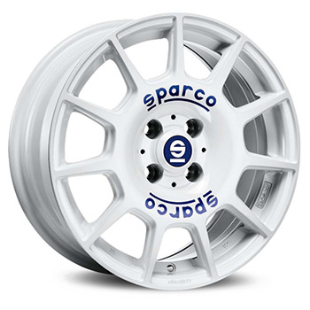 4X108 16X7 ET25 SPARCO TERRA CB65.06